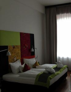 Hotel w Łodzi